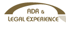 ADR & Legal Experience